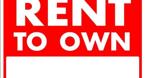 rent to own real estate investing