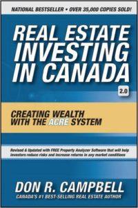 real estate investing canada